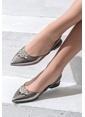 Elle Ayakkabı Gümüş